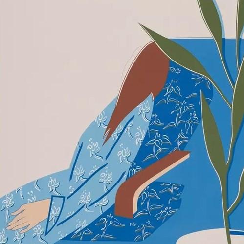 Silk Prints by Foad Sharifi