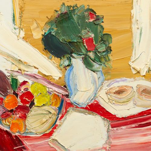 Manouchehr Yektai's Paintings
