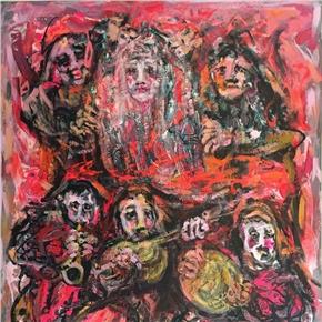Masters of Iranian Art