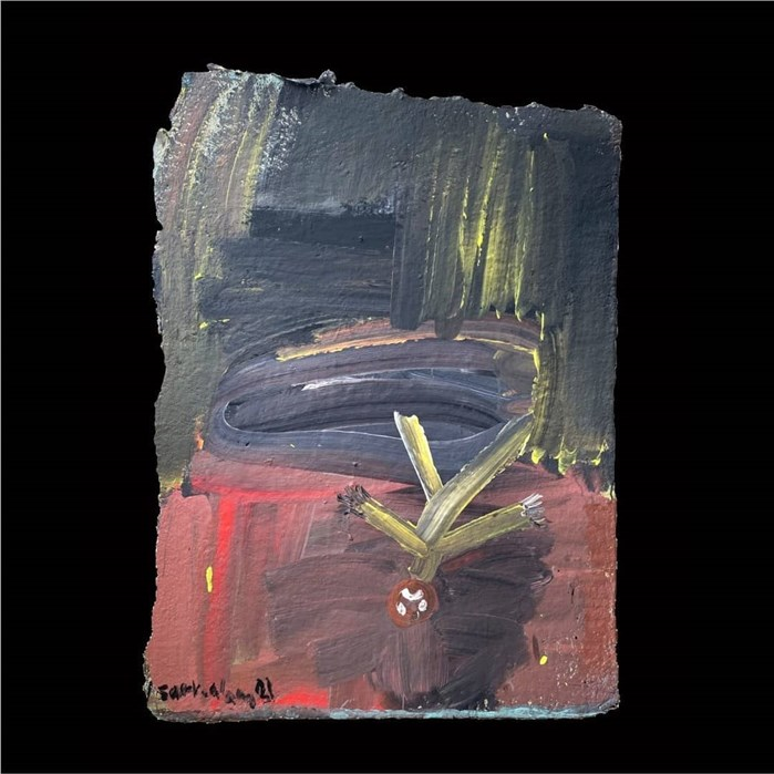 Show Paintings by Sarvnaz AlambeigiFrom Sarvnaz Alambeigi