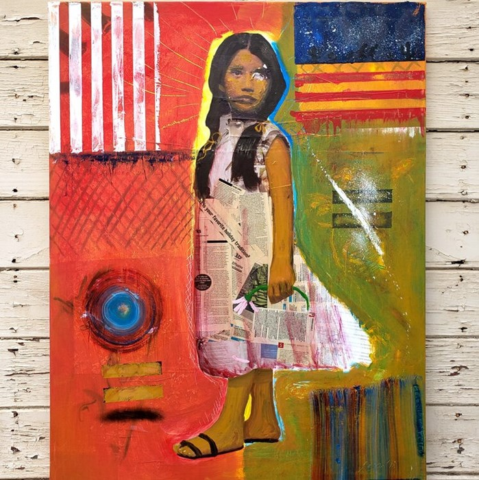 Show Un/Equal Freedoms: Expressions for Social Justice - Online ViewingFrom Group Exhibition