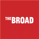 The Broad Museum logo