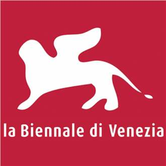 The Venice Biennale  logo